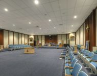 Major Lodge Room